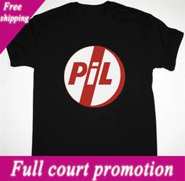 shirt neues designbild Rabatt Sommer Die neue Mode für Männer Rundhalsausschnitt Kurze Design T Shirts Public Image Limited