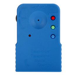 2019 spia vocale Trasporto libero all'ingrosso di prezzi di fabbrica del mini microfono senza fili portatile 8 del microfono blu multifunzionale portatile del telefono audio video