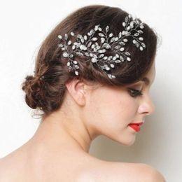 Свадебные прически онлайн-Simulate Pearl Hairpins Wedding Bridal Hair Pins Hair Clips Jewelry Accessories Hairwear Girls Claw Hairstyles Tool
