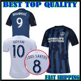 2019 2020 Ibrahimovic LA Galaxy soccer jersey home away 19 20 Los Angeles  Galaxy GIOVANI COLE ALESSANDRINI KAMARA jones football shirts 5aeabb475