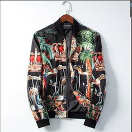 DG Giacca da uomo nuova Dolce marca Gabbana Giacca da uomo firmata Corona Stampa Moda casual Top in cotone Cappotto in movimento di alta qualità da giacca di corona del cappotto fornitori