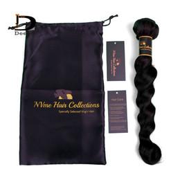 оптовые украшения супергероев Скидка Пользовательские бренд упаковка печатных волос для укладки волос расслоение оберток и повесить теги и шелковый атлас BAGS 450pcs много