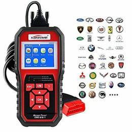 Ferramentas de verificação de volvo on-line-Leitor de código diagnóstico cheio da ferramenta QUENTE dos diagnósticos do carro OBD2 da ferramenta da varredura KW850 auto