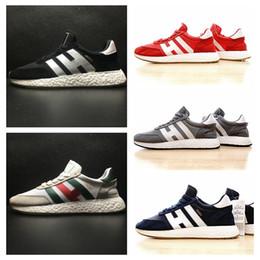 Adidas Original INIKI RUNNER Iniki Runner originale N 5923 18SS Retro Uomo Scarpe da corsa OG London Sneakers Scarpe sportive di alta qualità Vendita