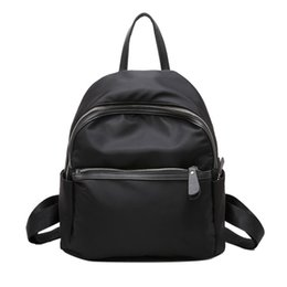 9b348ac29232 New Women Backpacks Vintage Design Bag Travel Casual Female Nylon High  Quality Small Backpack Bookbag