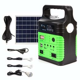 Generatore portatile di energia solare online-Nuovo generatore solare portatile del generatore del pannello solare Solar Power Inverter elettrica