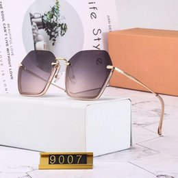 occhiali da donna lente chiara Sconti miumiu 9007 Occhiali da vista da uomo di lusso con montatura squadrata che vendono occhiali moda per occhiali da vista da donna con scatola originale
