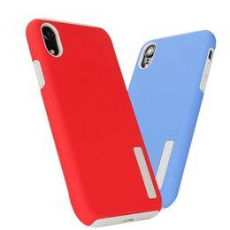 abdeckung iphone 4s hund Rabatt Schleifmittel 2 in 1 Telefonkasten TPU PC schützen Abdeckung für iphone xs maximales x xr 8 7 6 Samsung Galaxie note10 note9 S10 s8 s9 Huawei P30 P20 PRO LITE