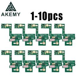 Плата постоянного тока онлайн-1-10 шт NEW !!! Jack Board DC Power USB плата для ASUS N53 N53S N53J N53TA N53T N53D N53DA N53JF N53JN N53SN N53JG Бесплатная доставка