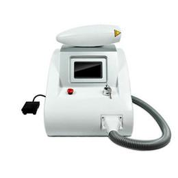 tatuagem de bonecas Desconto Professional Q Switched Nd Yag Laser tatuagem remoção máquina pigmentação remoção Preto Boneca Equipamentos para Tratamento 1320nm 1064nm 532nm