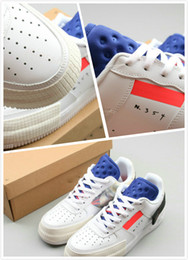 Sneakers frauen n online-Forced Type N 354 Utility 1s Klassisch Weiß Herren Damen Skate Schuhe Sport Skateboarding Low Cut One Herren Sneakers Sneakers 36-45