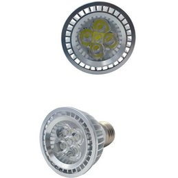 2019 r7s led lamp 78mm Par20 Lámpara LED E27 / GU10 / E14 / MR16 / B22 Foco Par 20 3X3W 4X3W 12W 5 * 3W 15W Iluminación LED regulable cálida / fría / blanca