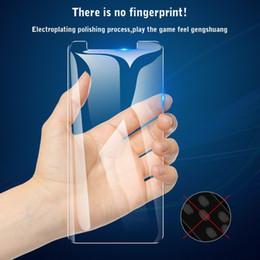 Mega-handys online-Schutzfolie für BLU Studio Mega 2018 Gehärtetes Glas Ultradünne transparente Handy-Displayschutzfolien G2 View XL Selfie 3 selfie 2