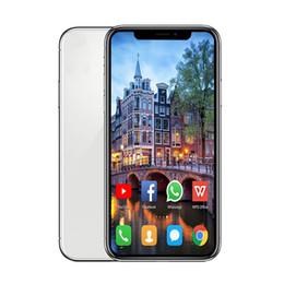 зарядное устройство для двух sim-карт Скидка 6,5 дюймовый Goophone 11 Макс XI Макс плюс Face ID Беспроводная зарядка Android 8.0 Четырехъядерный процессор 1 ГБ 16 ГБ 3G WCDMA 13MP