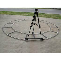Canada Voie circulaire annulaire démontable de chariot d'appareil-photo de Twzz avec le chariot pour la photographie d'appareil-photo de reflex Offre