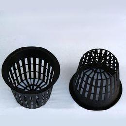 semi idroponici Sconti Tazze per vasi a rete acquaponica idroponica cesto semina pot vegetale idroponica vivaio vaso aeroponica netta pot qw9963