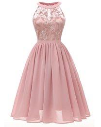 Robes de soirée en dentelle classique robes de bal de fin d'année bourgogne rose lavande couleurs disponibles une ligne bijou sans manches fermeture à glissière robe de cocktail ? partir de fabricateur