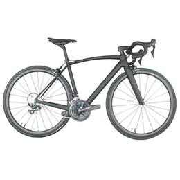 frame da bicicleta da estrada do carbono super Desconto Venda quente China T1000 quadro de bicicleta de carbono BSA ROAD fibra de carbono bicicleta completa fm208 tem estoque, super leve bicicleta completa de carbono