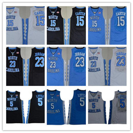 6af948feac4b NCAA  23 Michael North Carolina Tar Heels 5 Nassir Little 32 Luke Maye  Berry Barnes UNC stitched Jerseys free shipping