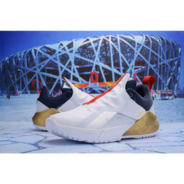 978ad77c5dc8 Mens Lebron Ambassador 11 XI basketball shoes for sale Christmas BHM Oreo  youth kids james 11s sneakers boots with original box