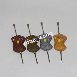 кварцевая палочка Скидка Воск Dabber Tool Carb Cap и восковые масляные вышки Dab Stick Инструмент для резьбы E-Nails Dab Nail и кварцевые ногти