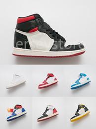 баскетбольные кроссовки размер 14 Скидка Высококачественные дизайнерские кроссовки для мужчин и женщин HI NRGUN UNION HIGH OG NRG НЕ ДЛЯ ПРОДАЖИ В перепродаже UNC 1S Спортивные баскетбольные кроссовки размером 36-47