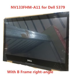 Inspiron ecrã on-line-NV133FHM-A11 Dell Inspiron 6NKDX 06NKDX TOQUE substituição LCD Tela Right-angle