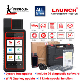 LANCEMENT X431 Diagun IV Outil de diagnostic complet du système avec prise en charge Bluetooth / Wifi avec une mise à jour gratuite de 2 ans Sans adresse IP limitée mieux que le diagun iii ? partir de fabricateur