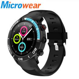 smart watches h8 Rabatt 4g h8 gps smart watch ip68 wasserdicht android 7.1 unterstützung nano sim smartphone 1 gb / ram 16 gb / rom pulsmesser smartwatch