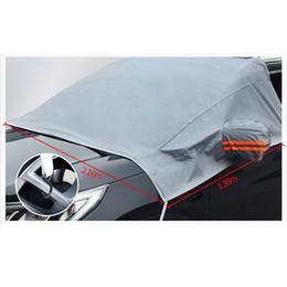 Parti invernali online-Vehemo per Snow Winter Snow copertura di sole auto visiera parasole del parabrezza del camion Auto Parts parasole dell'automobile veicolo portatile