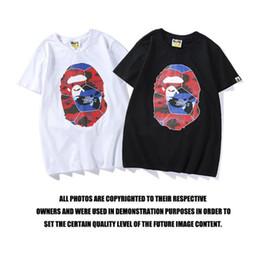2019 série mundial de esportes Marca de verão macaco designer de t-shirt de desconto moda World Cup série de futebol T-shirt maré rua esportes lazer solto curto T série mundial de esportes barato