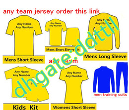 Foot link online-Maglia da calcio 2018/19/20 19 20 maglie da calcio per l'ordine di qualsiasi squadra Camiseta de futbol top quality.