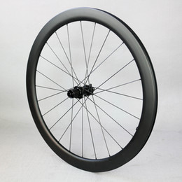 Дисковый тормоз онлайн-Подшипник ENDURO эпицентра деятельности Wheelset тарельчатого тормоза велосипеда дороги углерода FASTACE, оправы углерода 48mm глубокие 25mm широкое с сертификатом UCI