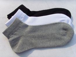 Носки нижнее белье онлайн-Мужские Женщины Бренд Дизайн Сплошной Цвет Короткий Носок Cutton Смесь Удобные Подростки Носки Активные Носки Мужские Нижнее Белье