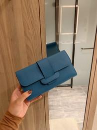 2019 bolso macaron mens bolsos cartera cartera de lujo diseñador de la señora carpeta del diseñador de lujo monederos carpetas del embrague de la caja enérgico titular de la tarjeta monedero del diseñador de cuero