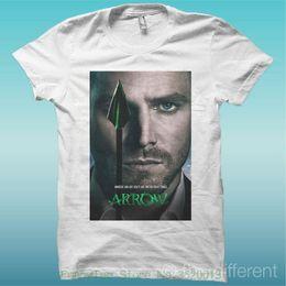 2019 verde de d camiseta T-shirt Telefilm Seta Seta Verde Branco A Felicidade Tem T-shirt Novo verde de d camiseta barato