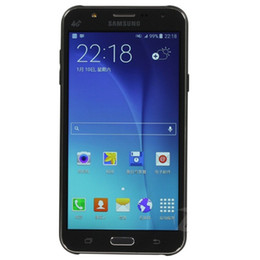 cell phones 13mp cameras Promo Codes - Refurbished Original Samsung Galaxy J7 J700F Unlocked Cell Phone Octa Core 1.5GB 16GB 13MP 5.5 inch Dual Sim 4G Lte