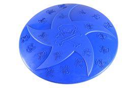 10 PCS Frisbee pour Chien En Caoutchouc Pour Chien Formation Frisbee Disque Volant En Caoutchouc Durable Jouet 4 Couleurs 2 Modèles ? partir de fabricateur
