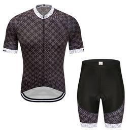 Mens ciclismo set online-2019 NEW streak CYCLING JERSEY pantaloncini bici Ropa Ciclismo MENS estivo quick dry BICYCLING Pantaloni maillot abbigliamento triathlon