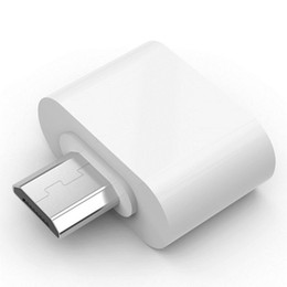 Unidades flash samsung online-Adaptador micro USB a USB OTG para teléfono móvil Android Samsung HTC LG Sony Nokia Tablet Pc conectar al Flash Drive Mouse