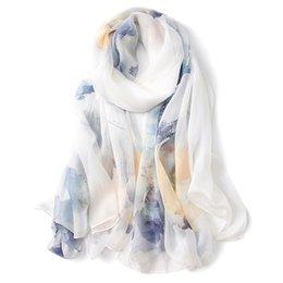 Printemps et automne nouvelles foulards en soie dames été protection solaire été châle en soie de mûrier mince C1704103156 ? partir de fabricateur
