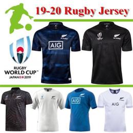 2020 camisas de samoa 2019 Copa del Mundo de Rugby jerseys Fiji Tonga Samoa Georgia Escocia Gales Australia Italia Japón francesa Argentina 19 casa Fuera Camiseta Tamaño camisas de samoa baratos