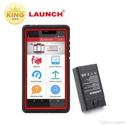 2019 herramienta de diagnóstico de lanzamiento x431 Lanzamiento de la X431 Pro Mini herramienta de diagnóstico automático con sistema completo Bluetooth Potente Lanza el Mini X431 PRO en varios idiomas sin DHL herramienta de diagnóstico de lanzamiento x431 baratos