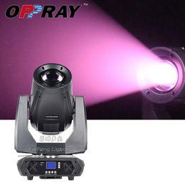 Lumières de scène lcd en Ligne-LED STAGE LIGHT 300W CMYK + CTO Écran LCD 3 en 1 avec faisceau de lavage de tête lyre haute puissance