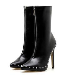 1e163d3237 chaussures femme ete 2019 shoes woman boots zapatos de mujer women  zapatillas high heels chaussures femme botas studded botines