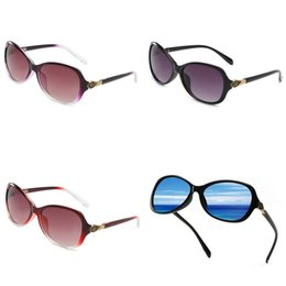 Lunettes de soleil full hd en Ligne-Lunettes de soleil plein cadre pour femmes lunettes d'été parasol lunettes de soleil preuve ultraviolette surdimensionné HD mode 9wr D1
