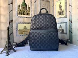 Рельефные решетки рюкзаки для мужчин натуральной кожи пвх Рюкзаки 30,0 х 39,0 х 13,0 см тотализаторов рюкзаки Стиль плеча сумки женщины для мужчины от