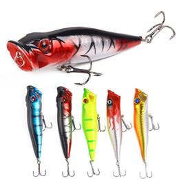 señuelos de camarón duro Rebajas 12.5g 9cm Bionic Fish Bait Flotador Señuelos de pesca Cebo duro Aparejos de pesca Equipo de pesca Envío gratuito de alta calidad