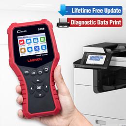 LANZAMIENTO X431 CR3008 CR-HD Pro OBD2 Escáner automotriz OBD 2 OBDII Lector de códigos Herramienta de diagnóstico actualización gratuita pk KW850 NT301 AD510 desde fabricantes