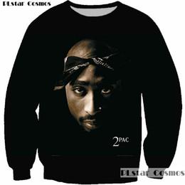 8d0d77528eea PLstar Cosmos Pullover Hip Hop Rock Singer Men Women Sweatshirt Hoodies 3D  Print 2pac Tupac Shakur Long Sleeve Clothing Plus